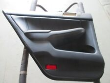 2006 Honda Accord Hybrid JNA1 OEM Rear Left Driver Door Panel Grey-B FLAW