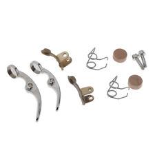 Durable 2 Set Trumpet Water Key Valve Springs Screw Brass Instrument Parts