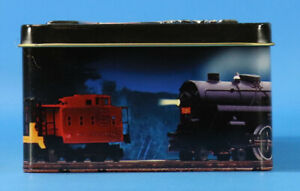 Lionel 1900-2000 Berkshire Locomotive Salt & Shaker Steam Tin Box
