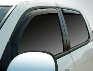 In-Channel Vent Visors for 2001 - 2007 Toyota Sequoia