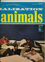 THE ANIMALS - ANIMALIZATION - MGM SE-4384- LP Record VG