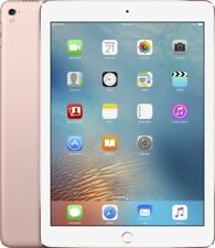 Apple Ipad Pro 32GB Wi-Fi 9.7IN Tablette A1673 mm172ll/A Rose Or iOS 11.0.2