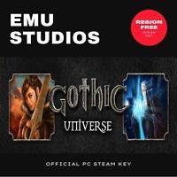 Gothic Universe Edition (PC) Steam Key Region Free Classic