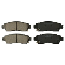 *HART BRAKES CERAMIC* BRAKE PADS LOW DUST COMPOUND LZ58751 REAR SET