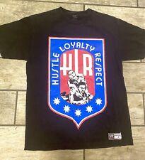 WWE John Cena Hustle Loyalty Respect Never Give Up - Men T Shirt mid vintage