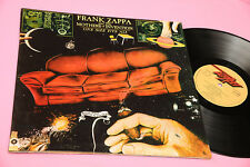 FRANK ZAPPA LP ONE SIZE .. ORIG PORTUGAL 1976 NM LAMIANTED COVER GATEFOLD !!!!!!