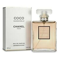 COCO MADEMOISELLE BY CHANEL FOR WOMEN 3.4 OZ /100 ML EAU DE PARFUM NEW & SEALED}
