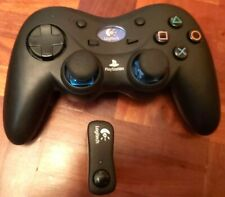 sony PLAYSTATION 2 PS2 LOGITECH wireless controler