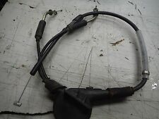 1993 YAMAHA EXCITER II 2 ST LONG TRACK EX750ST 750 THROTTLE CABLE