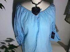 Damenblusen,-Tops & -Shirts im Blusen-Stil mit Carmen und Baumwolle für Party