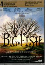 Big Fish Dvd New Sealed Movie