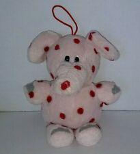 "Spotted Elephant CVS Stuffins Island of Misfit Toys Plush Animal Rudolf Doll 7"""