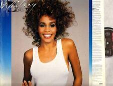 Disques vinyles Whitney Houston LP