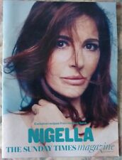 THE SUNDAY TIMES MAGAZINE - NIGELLA LAWSON - 10 SEPTEMBER 2017