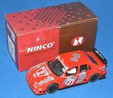 NINCO Alfa Romeo 155 V6 TI ranura de coche, en Caja