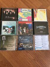 Religious Christian Music CDs Lot of 9 Titles Worship Choir God Praise
