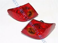 Pair Tail Lights rear lights taillight for 2005-2006 Toyota Corolla