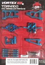 Redcat Racing  TornadoS30/Vortex SS Pro hop up kit (New version) (Blue) HUK-4B