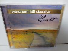 WINDHAM HILL CLASSICS ~ HARVEST ~ 2000 ~ WINDHAM HILL 24 BIT ~ NEAR MINT CD