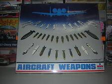 1/48 AIRCRAFT WEAPONS missille accessoire ESCI
