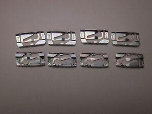 1968-72 skylark cutlass chevelle gto windshield molding clips for convertible