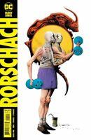 Rorschach #1 Jae Lee Variant DC Comics 2020