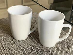 Godinger Gatherings Encarta Set of (2) 11.8 oz Mugs