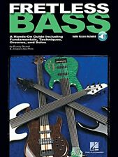 Fretless Bass A Hands-On Guide Including Fundamentals, Techniques, Grooves and