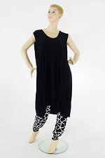 Damenblusen,-Tops & -Shirts im Tuniken-Stil mit V-Ausschnitt für Business ohne Mehrstückpackung