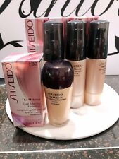 Shiseido The Makeup Lifting Foundation SPF 16 SPF 1.1oz I40 Natural Fair Ivory