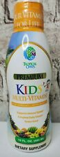 Premium Kids Liquid Multivitamin Superfood Dietary Supplement 16 fl oz NEW