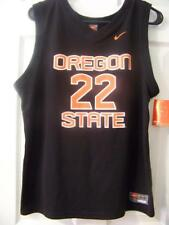 NWT - NIKE ATHLETIC TEE - OREGON STATE Sleeveless Tee - YOUTH - L(16-18)
