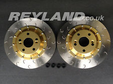 Renault Clio 197 200 & Megane 225 230 R26 330mm 2 piece front brake disc kit
