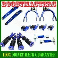 Civic CRX 88-91 Suspension kit + Camber Kits + Coilover + Lower Control arm