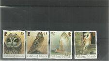 FALKLAND ISLANDS SG997-1000-OWLS-MNH