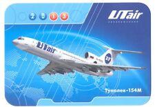 UTAIR Aviation Russian Airlines TUPOLEV TU-154M Pocket Calendar 2013 NEW