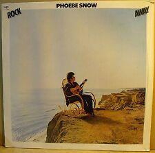 PHOEBE SNOW - ROCK AWAY - LP MINT