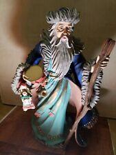 Duncan Royale Mongolian Santa Claus 1985 Collectors Edition 1778 of 10,000