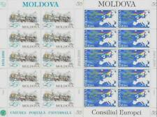 Moldova 1999 Anniversaries, Council of Europe MNH**