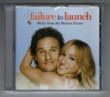 FAILURE TO LAUNCH new cd MUSIC FROM THE MOTION PICTURE - VARIOUS ARTISTS
