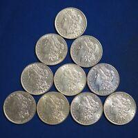 Pre-1921 Morgan Silver Dollars XF-AU Random Date 1 Coin 90% $1 1878-1904