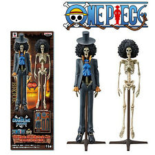 New One Piece BROOK The Grandline Treasures vol.2 Skeleton Specimen CastOff F124