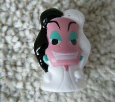 Rare Gogos Disney Crazy Bones Disney Cruella Deville