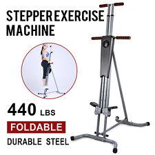 Maxi Vertical Climber Machine Exercise Equipment Stepper Cardio Fitness Gym