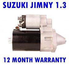 SUZUKI JIMNY 1.3 16V 1998 1999 2000 2001 2002 2003 - 2015 RMFD STARTER MOTOR