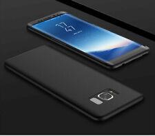 Hülle Samsung iPhone Full Cover 360° Grad Handy Schutz Case Tasche Schale Bumper