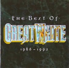 CD - Great White - The Best Of Great White 1986 - 1992 - #A1562