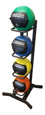 Wall Ball Rack (Holds 4) crossfit, fitness, studio, storage