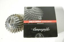 Campagnolo 10 speed Record ULTRA-DRIVE titanium 11-25 cassette sprocket