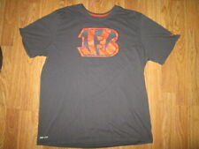 Mens Nike Dri Fit Tee Cincinnati Bengals athletic tee shirt sz Xl